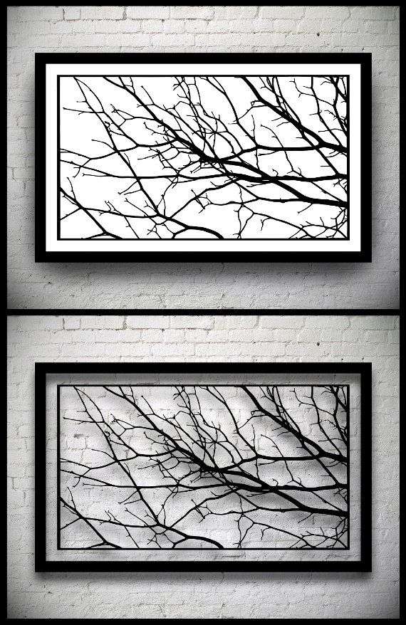 Framed Pictures Of Trees - Image Home Garden and Tree Rtecx.Com