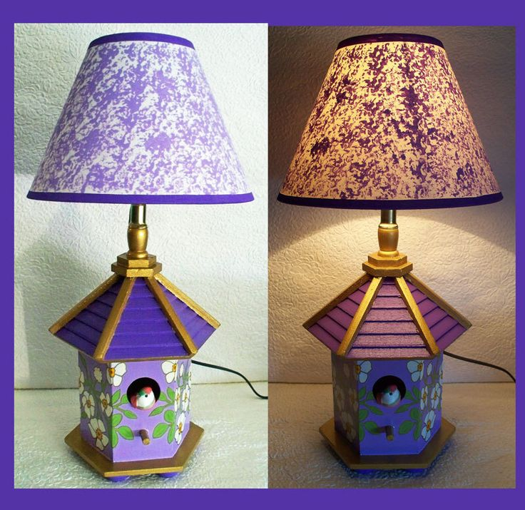 Coolest Night Lamps You Can Ever See - Bored Art