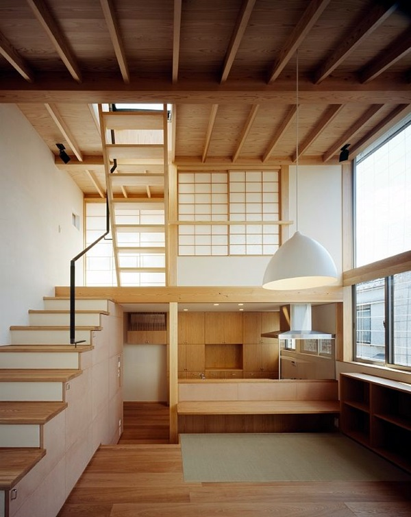 40 Chilling Japanese Style Interior Designs