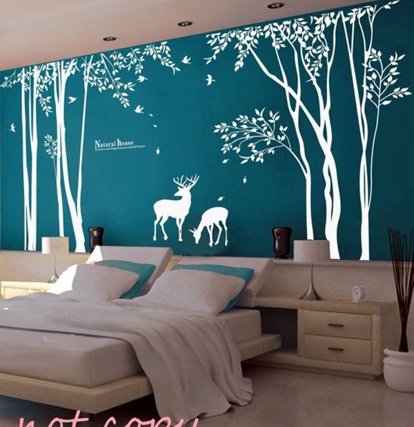 Easy Paint Designs For Walls: 40 Easy Wall Art Ideas To Decorate Your Home