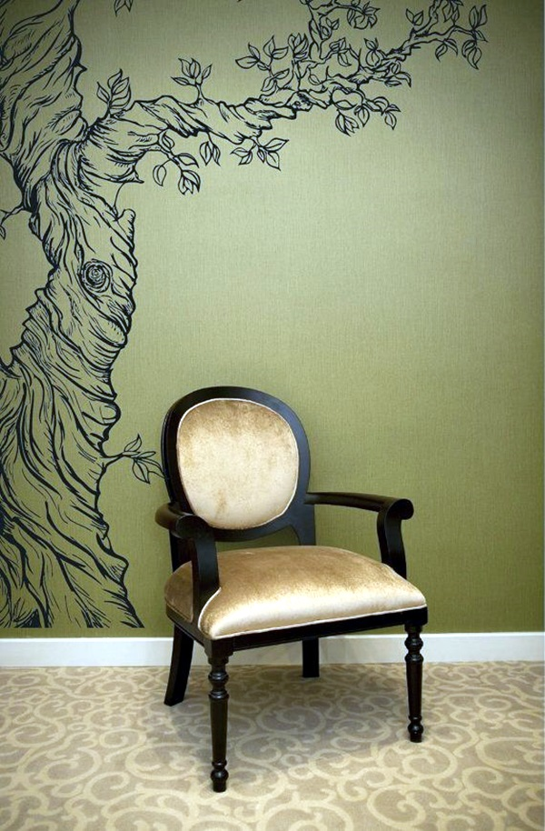 Easy Wall Mural Ideas Gallery home design wall stickers