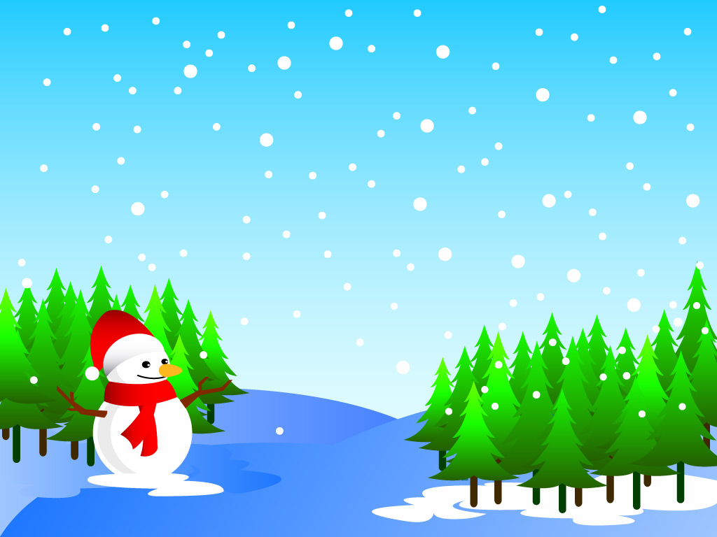 Animated Christmas Wallpaper 12