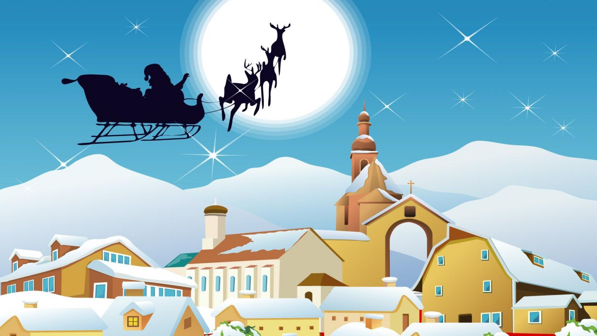 Animated Christmas Wallpaper 16