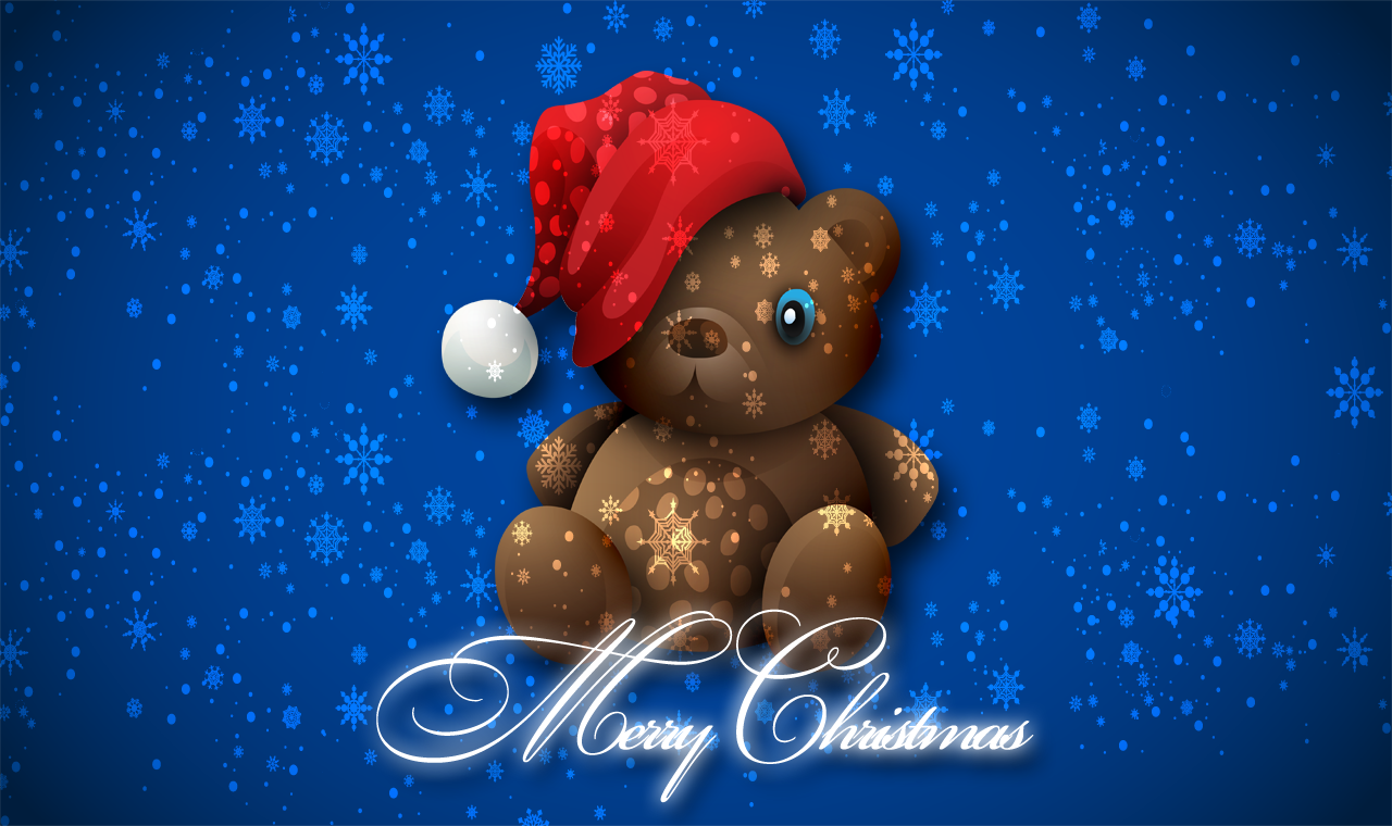 Animated christmas wallpapers for