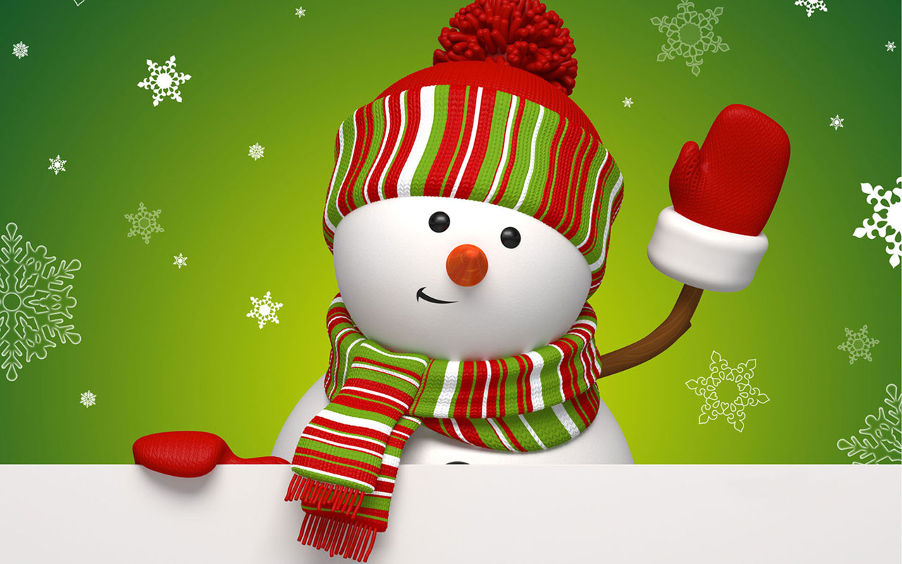 Animated Christmas Wallpaper 5