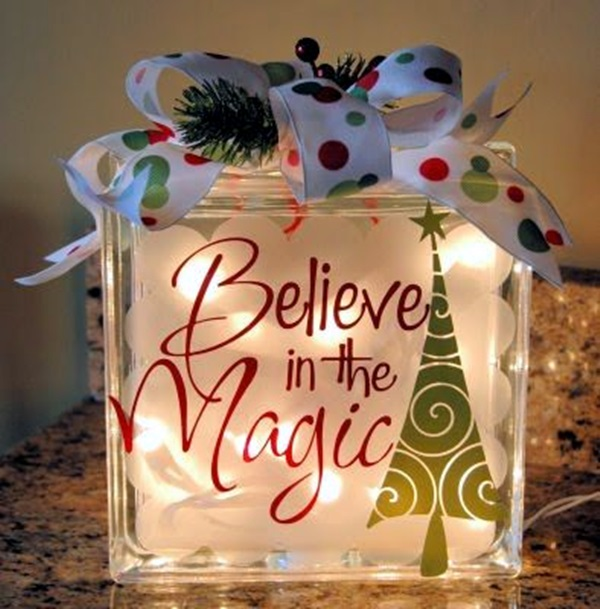 40 Christmas Craft Ideas To Try This Year: 40 Christmas Craft Ideas To Try This Year