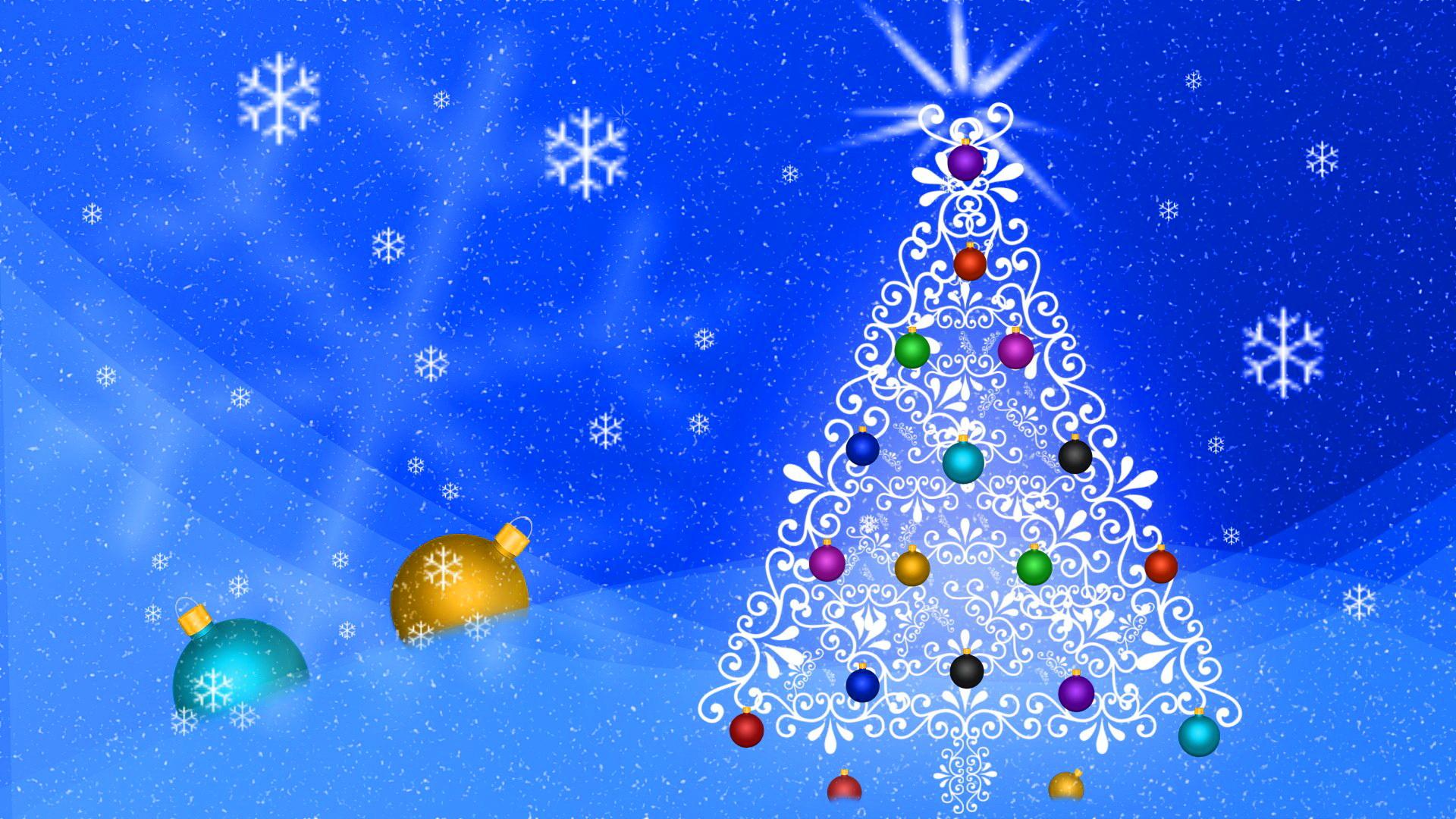 40 Christmas Tree Wallpapers For 2015