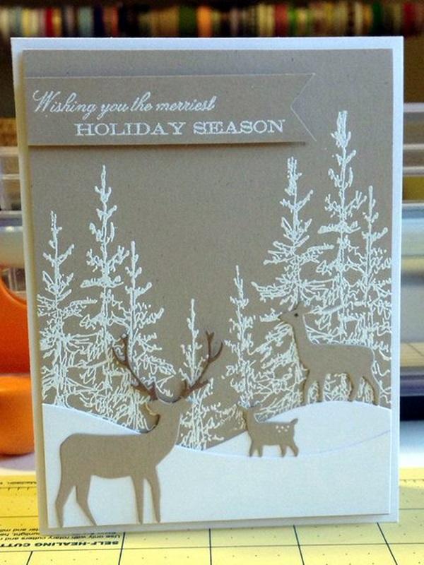 Reindeer Christmas Cards Ideas.40 Funny Christmas Card Ideas