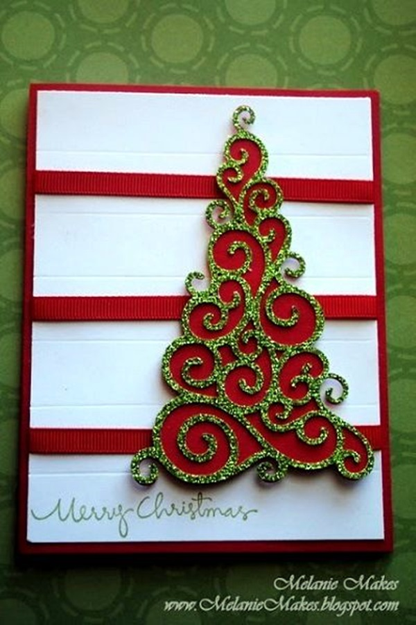 funny christmas card ideas 24 - Handmade Christmas Cards Ideas