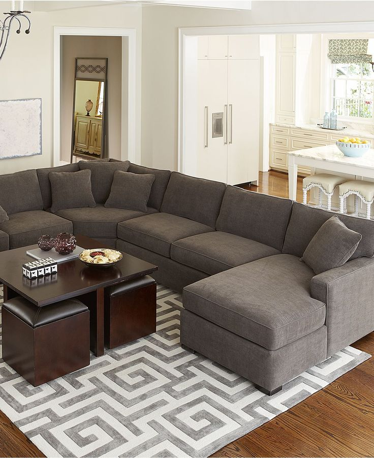 sofa ideas to linger and lounge upon