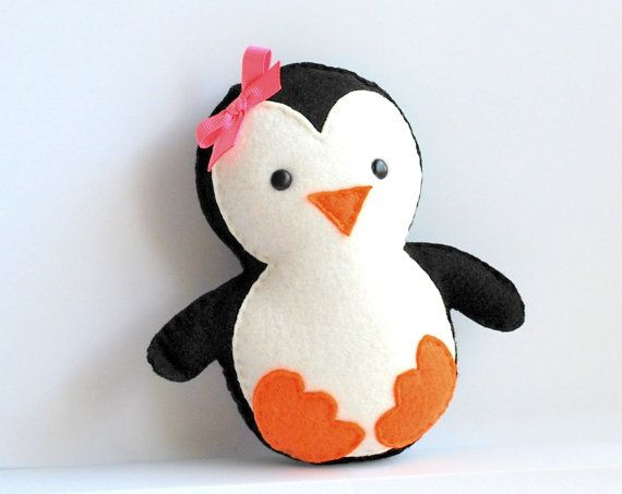 With Toys Penguin Tots : The art of making stuffed toys bored