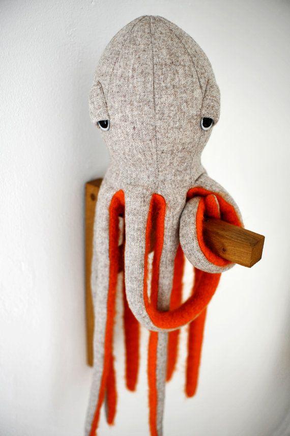 Мягкая игрушка своими руками осьминог 22