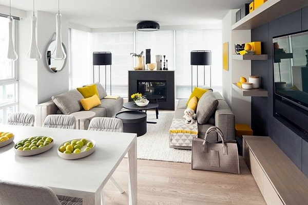 Stunning Modern Living Room Designs 1