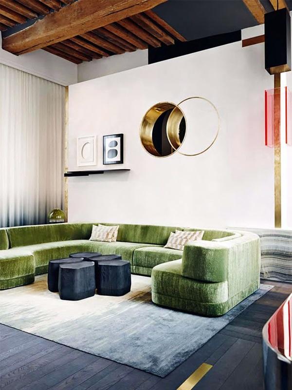 Marvelous 40 Stunning Modern Living Room Designs Bored Art Download Free Architecture Designs Pushbritishbridgeorg