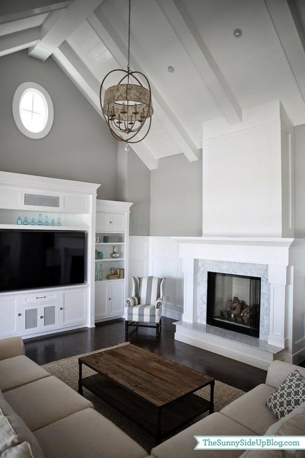 Wall Unit Designs For Small Room: 40 Unique TV Wall Unit Setup Ideas