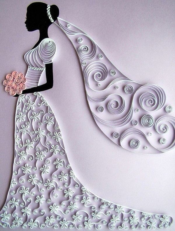 Proper And Pretty Paper Quilling Ideas Bored Art