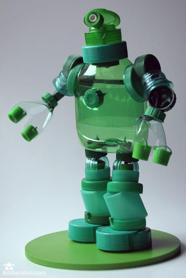 Perfect Plastic Bottle Crafts - Bored Art