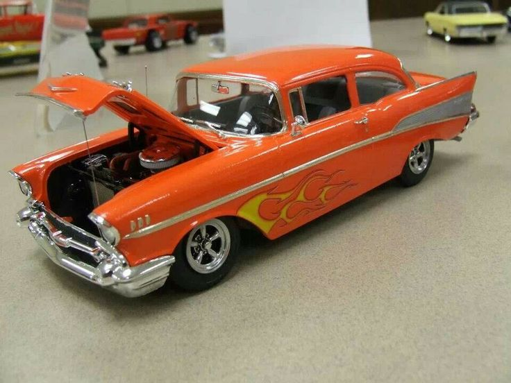 Super Scale Model Cars To Scintillate You - Bored Art