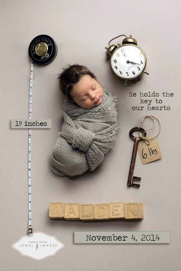 Adorable newborn photography ideas for your junior 18