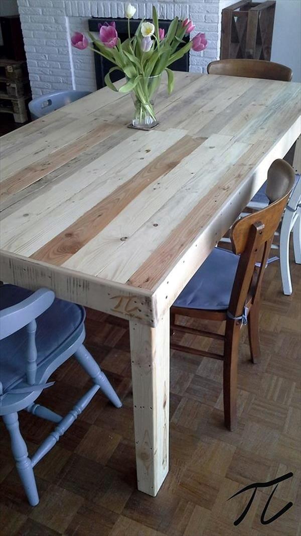 40 Amazing DIY Pallet Furniture Ideas - Bored Art