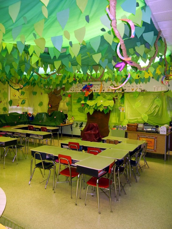 Classroom Decoration Themes 2015 ~ Excellent classroom decoration ideas bored art
