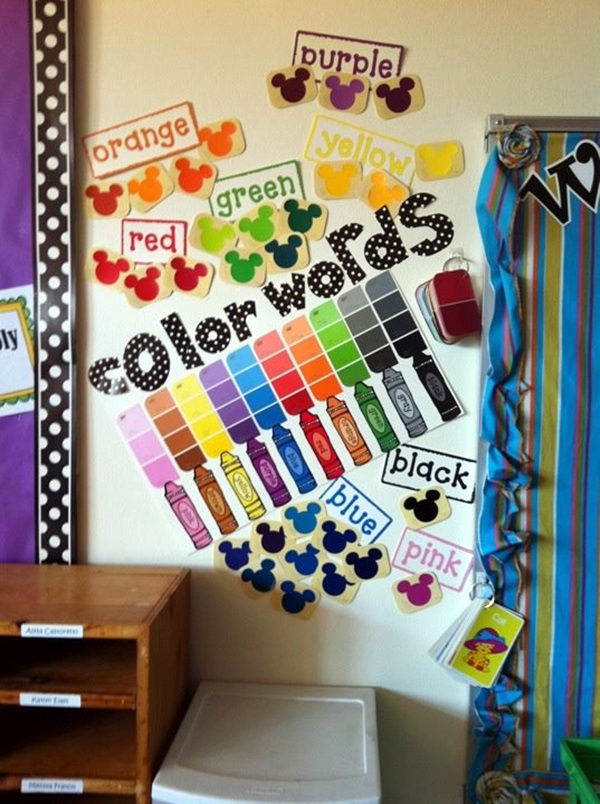 Excellent Classroom Decoration Ideas 31