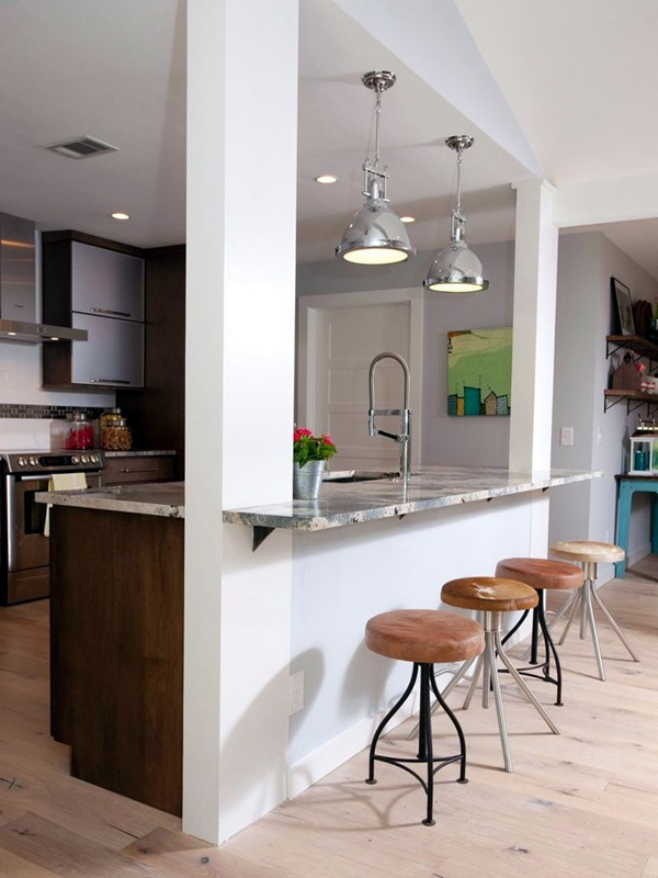 40 great eat in the kitchen ideas  bored art