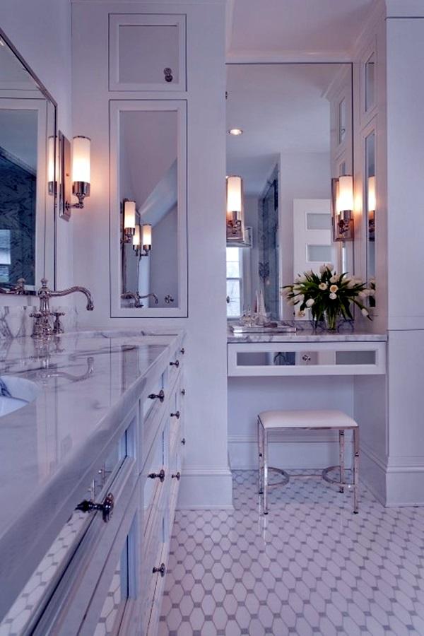 40 luxury high end style bathroom designs  bored art