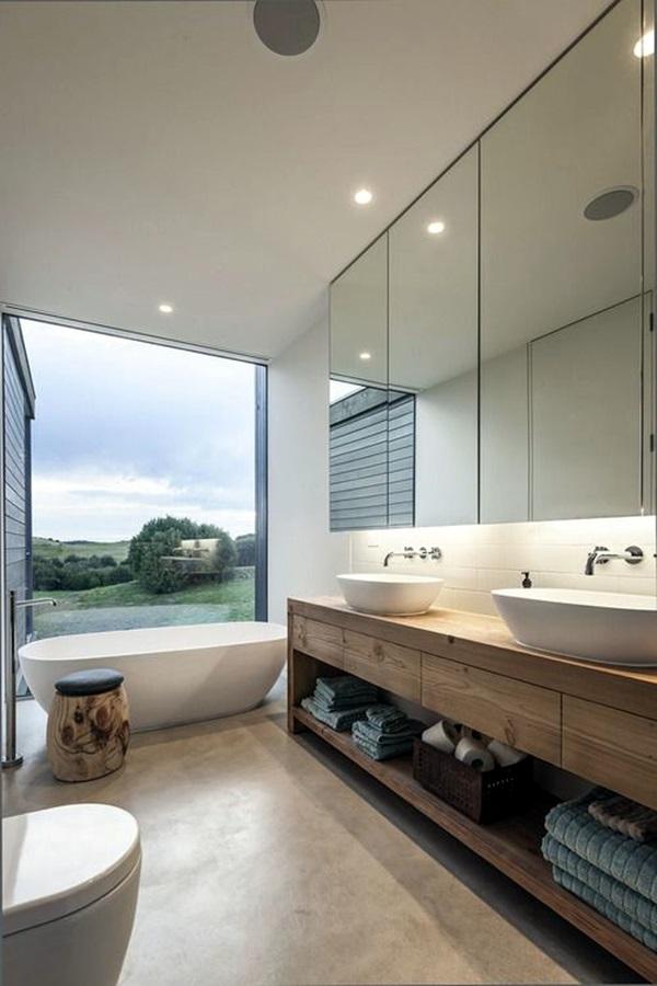40 Luxury High End Style Bathroom Designs