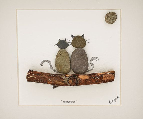 Rock And Pebble Art To Make Your Living Space Come Alive