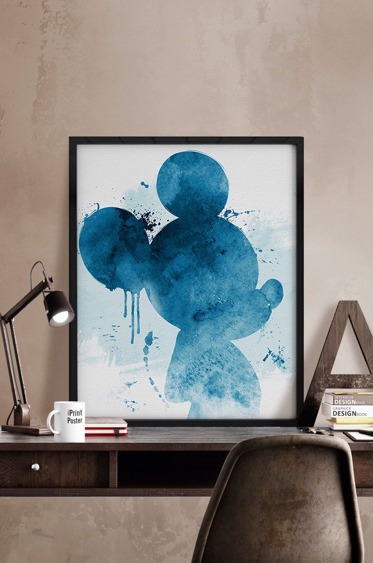 Inspiring Watercolor Posters An Art Form That Is Simple