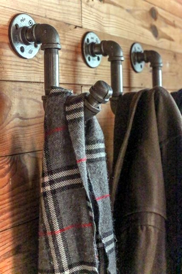 40 Cool And Creative Diy Coat Rack Ideas Bored Art