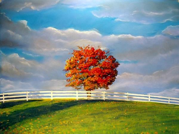 Easy Pastel Paintings For Beginners 16