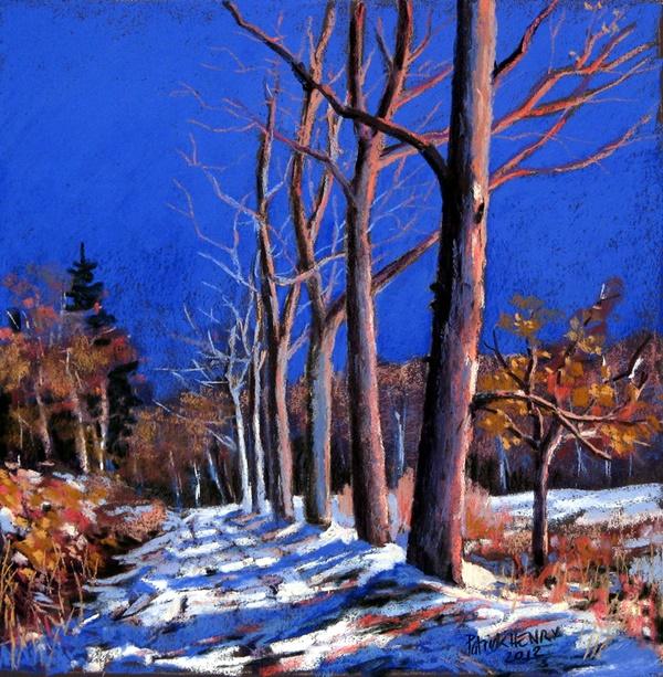 40 Easy Pastel Paintings For Beginners