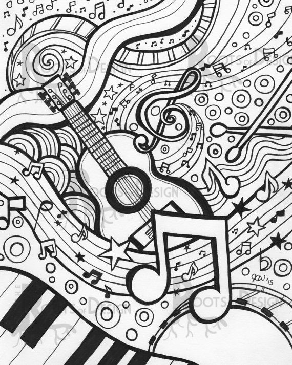 The Incidental Art Of Doodling And Why It Is So Fascinating - Bored Art