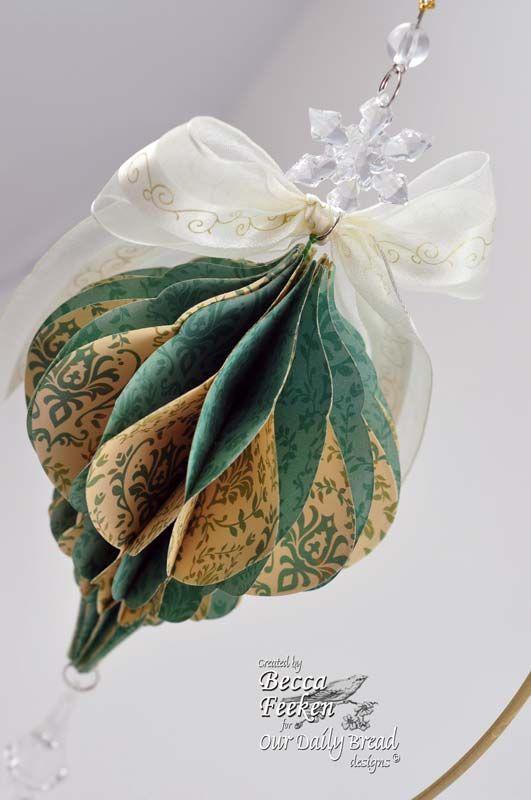 Paper Ornaments 6
