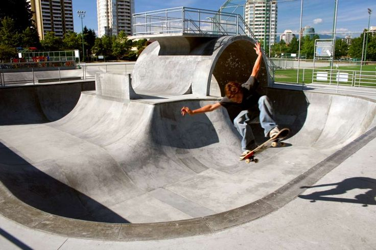 Skate Park Design To Enable Poetry In Motion Bored Art