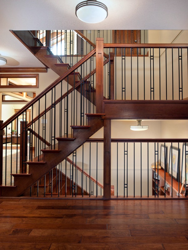 Amazing Grill Designs For Stairs, Balcony and Windows (10)