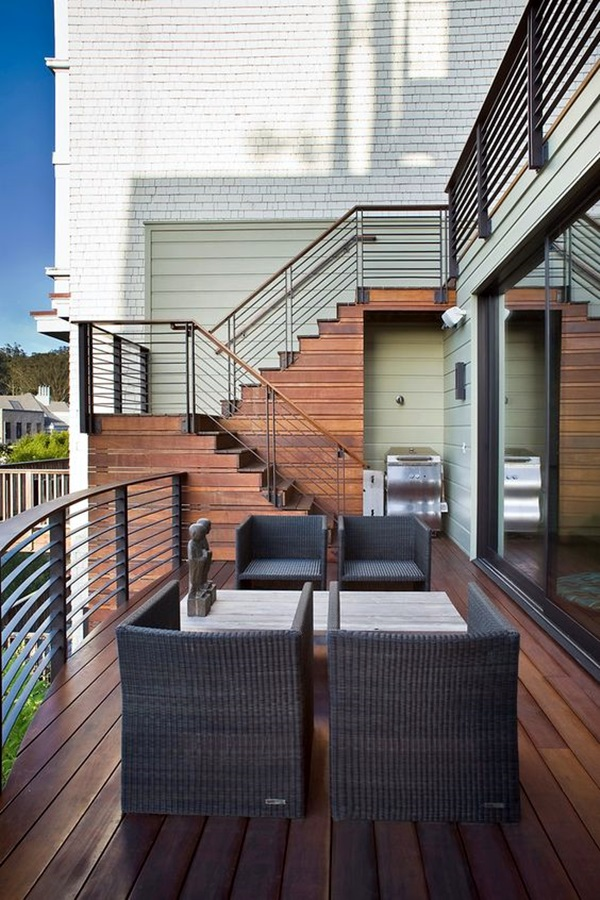 40 Amazing Grill Designs For Stairs Balcony And Windows