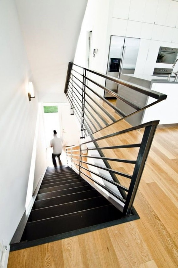 Amazing Grill Designs For Stairs, Balcony and Windows (19)