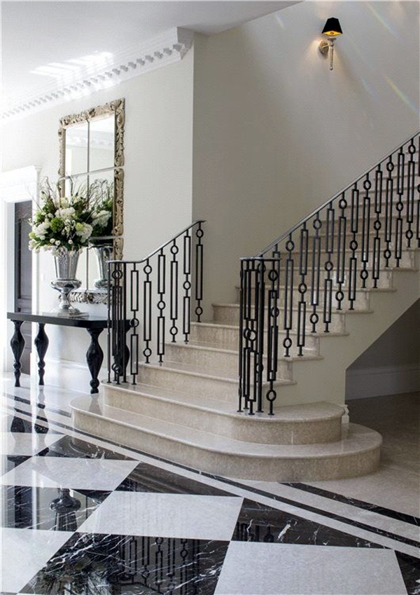 Amazing Grill Designs For Stairs, Balcony and Windows (20)