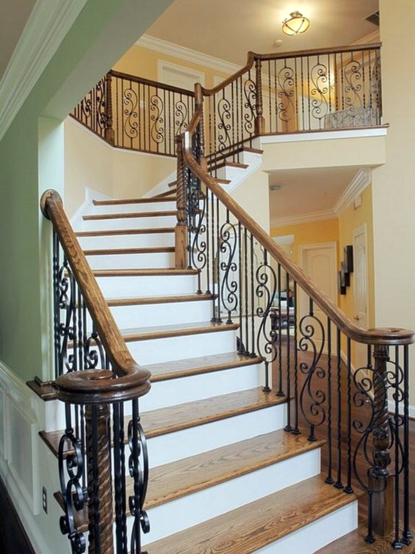 Amazing Grill Designs For Stairs, Balcony and Windows (21)