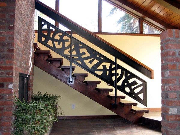 Amazing Grill Designs For Stairs, Balcony and Windows (40)