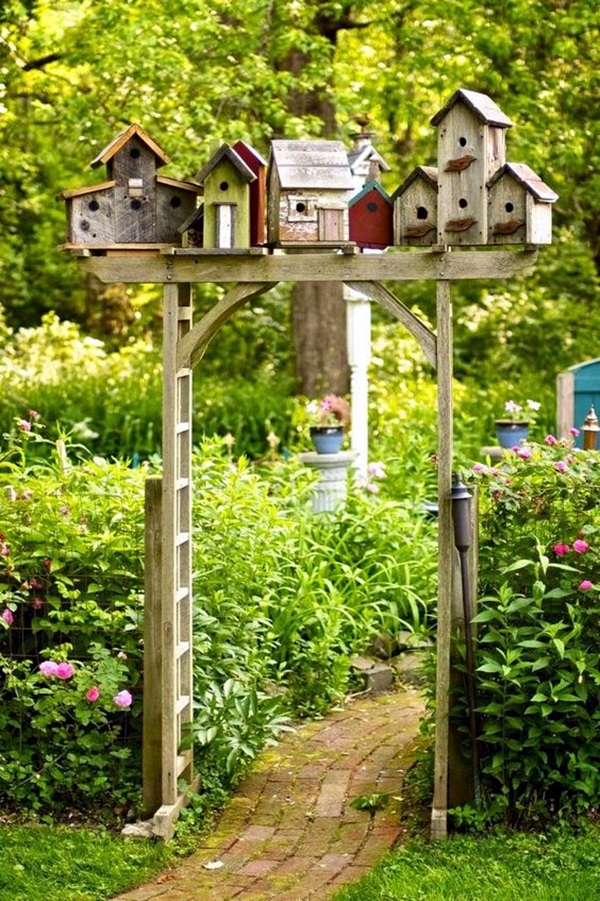 Beautiful Bird House Designs You Will Fall in Love with (16)