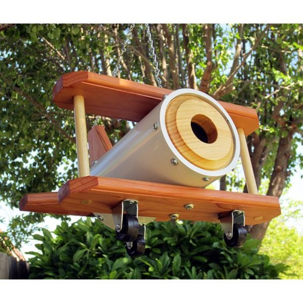 Beautiful Bird House Designs You Will Fall in Love with (2)