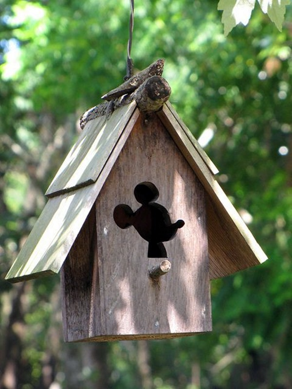 Beautiful Bird House Designs You Will Fall in Love with (39)