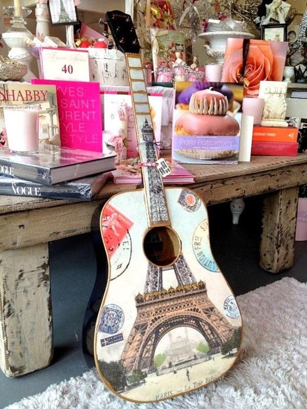 Beautiful and Creative Guitar Artworks (15)