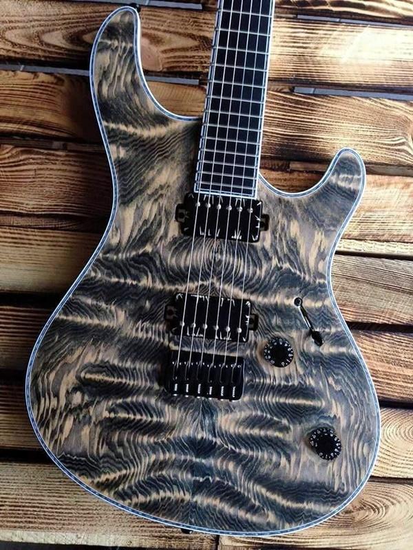 Beautiful and Creative Guitar Artworks (2)