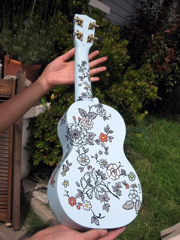 Beautiful and Creative Guitar Artworks (22)
