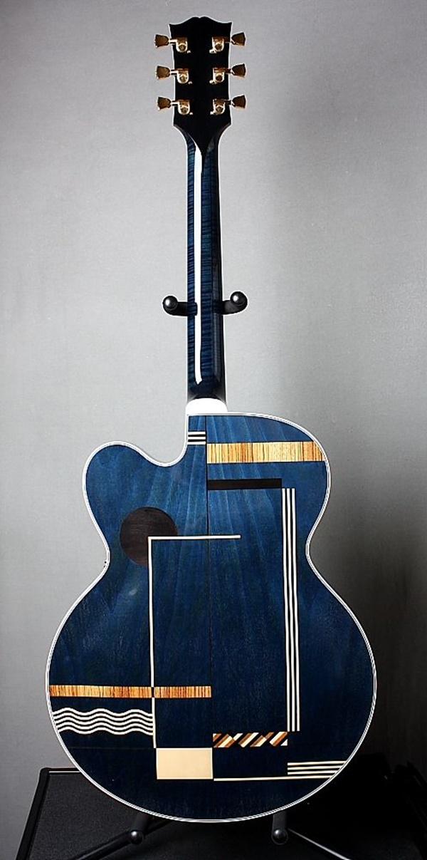 Beautiful and Creative Guitar Artworks (28)
